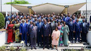 RDC : première réunion du conseil des ministres du gouvernement de coalition
