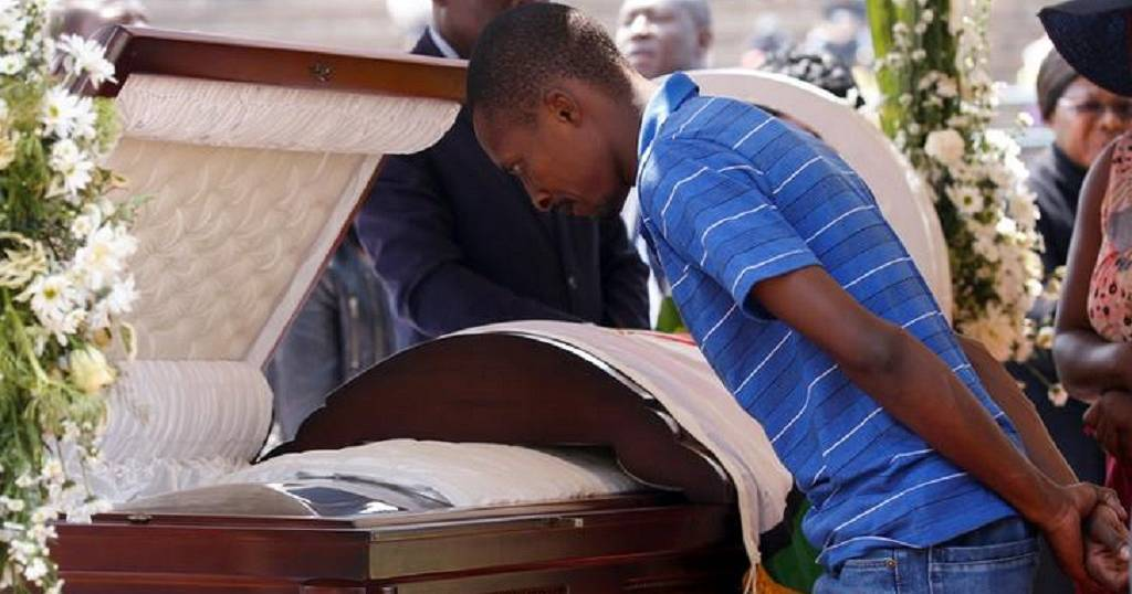 Zimbabwe and Africa bid Robert Mugabe farewell