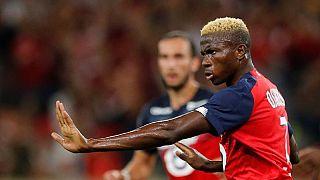 Championnat de France: Osimhen déjà roi du stade Pierre Mauroy?