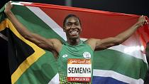 Caster Semenya to receive gold medal from 2011 world championships