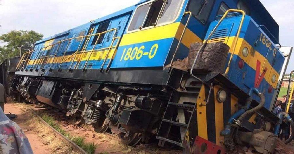 """Accident ferroviaire en RDC : le bilan """"définif"""" fait état de 14 morts"""