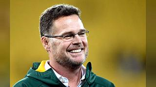 Erasmus sees Spring Boks' early arrival in Japan as a success