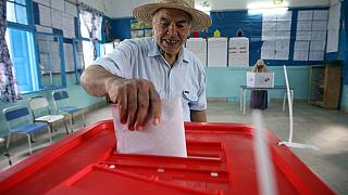 7 million people vote in Tunisia's presidential polls
