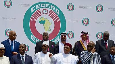 West African leaders pledge $1 bln to fight Islamist threat