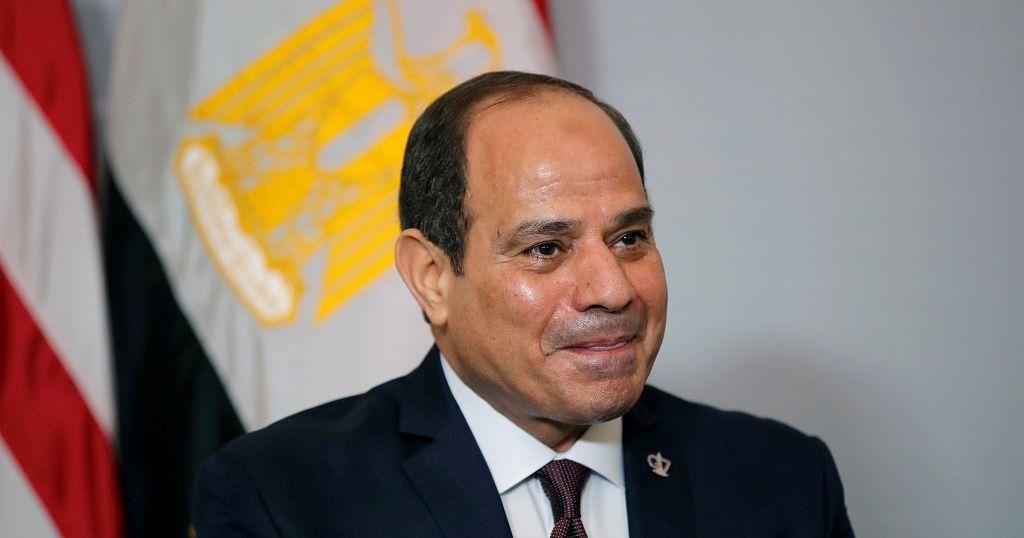 Egypt's Sisi rebuffs videos alleging corruption
