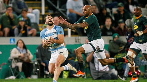 Mondial Rugby 2019 : les Boks face aux All Blacks