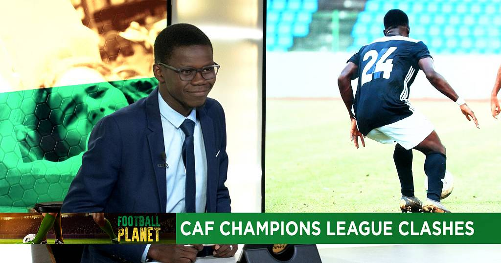 Caf Cl Round Of 16 Final Football Planet Africanews