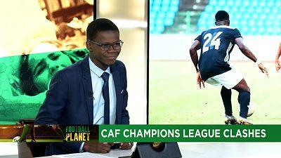 16e de finale LDC CAF : les cadors en difficulté