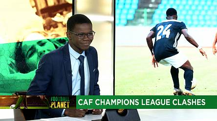 CAF CL round of 16 final [Football Planet]