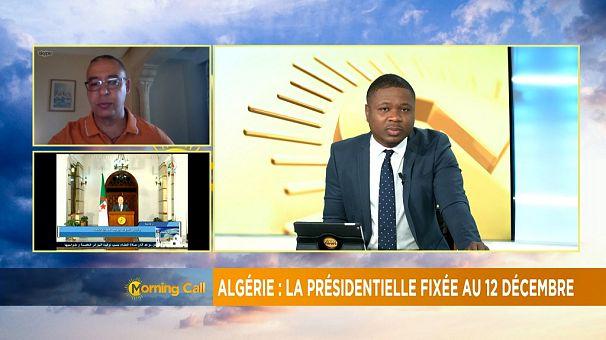 Algeria to go to polls Dec 12 [The Morning Call]
