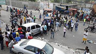 Fuel crisis in Haiti stokes tension