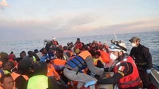 Tunisie : 2 morts dans le naufrage d'un bateau de migrants