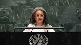 UN Assembly: Ethiopia's president addresses Nile dam dispute