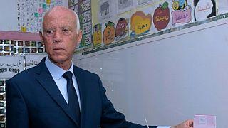 Tunisie – Élections : l'indépendant Kais Saied rejette toute alliance