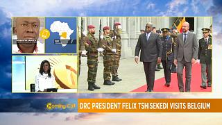 DRC: President Tshisekedi visit to Belgium [The Morning Call]