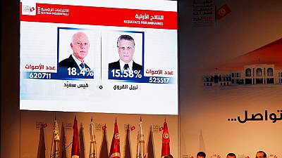 Tunisians risk electing an imprisoned presidential candidate