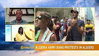 Algérie : l'armée durcit le ton [Morning Call]