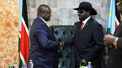 South Sudan peace process progressing- UN