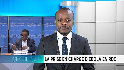 La prise en charge d'Ebola en RDC [Spotlight]