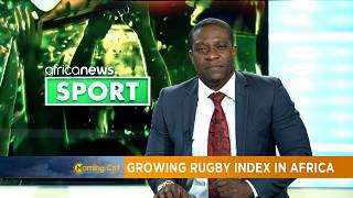 Growing rugby index in Africa