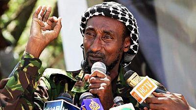 Annoncé pour mort, le chef des Shebabs réagit dans un audio