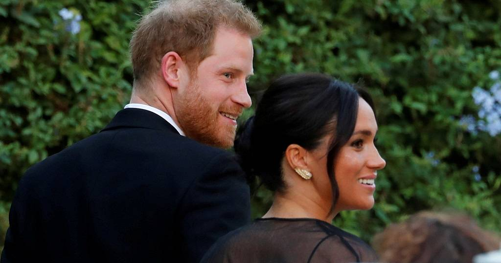 British royal, Prince Harry and American celebrity wife Meghan set for South Africa