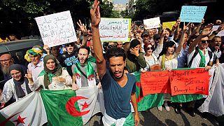 Algérie: manifestations massives dans plusieurs villes, notamment à Alger