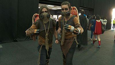 Comic Con Africa 2019 kicks off in Johannesburg