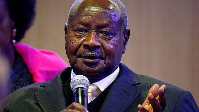 Ugandan President scoffs at USA for sanctioning former police general