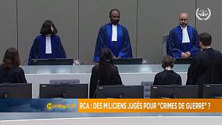 CAR militia suspects charged with war crimes [The Morning Call]
