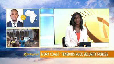 Côte d'Ivoire : tensions au sein de l'armée [Morning Call]