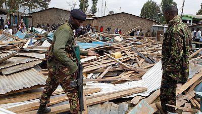 Kenya : sept morts dans l'effondrement d'une salle de classe à Nairobi