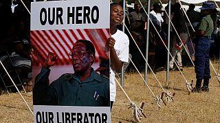 """Zimbabwe : Mugabe souffrait d'un """"cancer à un stade avancé"""" (officiel)"""