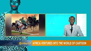 L'Afrique sur la scène mondiale de la BD