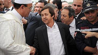 Algérie : le frère de Bouteflika devant la justice pour un procès historique