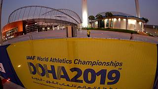 Qatar stadium ready for world athletics championships