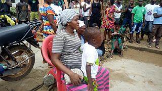 Liberia : le secteur hospitalier en grève, protestations de femmes enceintes