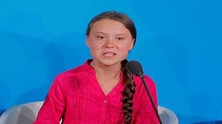 Climate activist Greta Thunberg rages at world leaders at UN summit