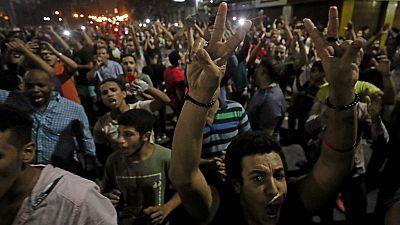 Manifestations en Egypte : plus de 500 arrestations depuis vendredi (ONG)