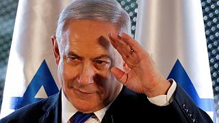 Israel's PM meets political rival