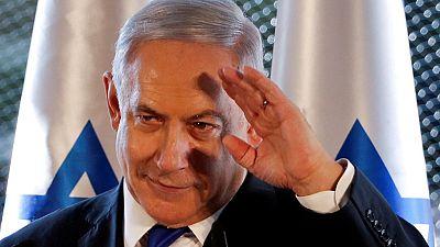 Israel's PM meets political rival