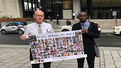 Boeing to start paying families of Max 737 crash victims