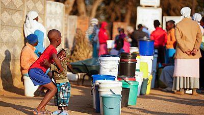 Harare, la capitale du Zimbabwe, menacée d'une pénurie d'eau potable