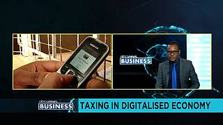 Taxing in digitalised economy