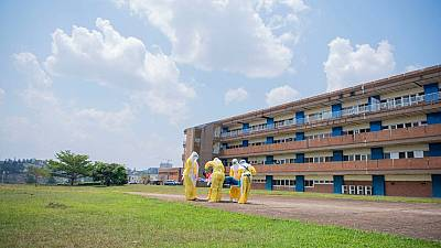 Hospitals in Rwanda run Ebola response drills in case of an outbreak