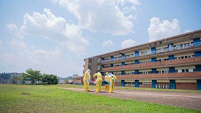 Hospitals in Rwanda run Ebola response drills in case of an outbreak
