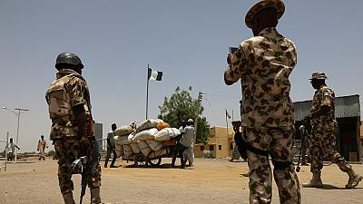 Suspended for helping Nigeria's Boko Haram: Mercy Corps, UNICEF, Action Against Hunger