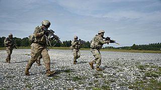 L'armée américaine et le dilemme des soldats ultra-nationalistes