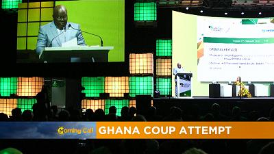 Ghana: Doubt over coup attempt [The Morning Call]