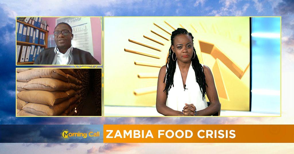 La Zambie menacée par une grave crise alimentaire [Morning Call]
